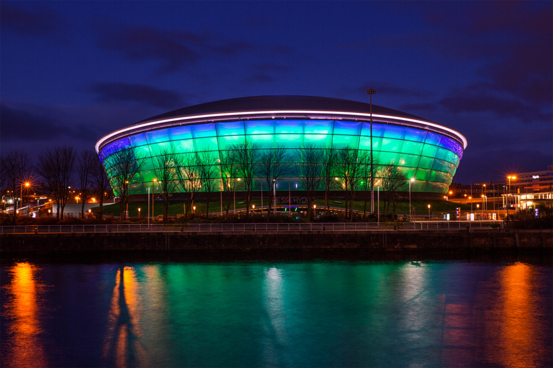 The multi-purpose SSE Hydro Arena