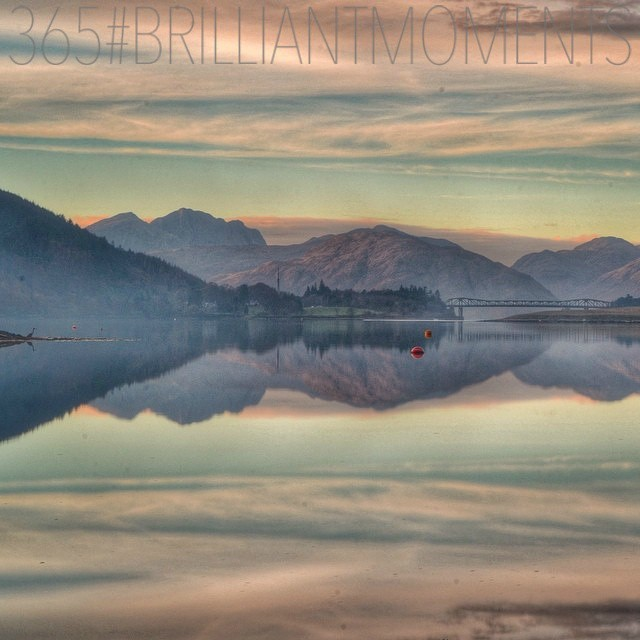 Loch Leven, Highlands, by @carolinewalker21