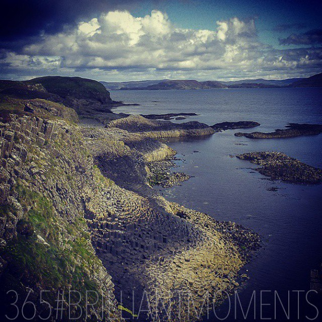 @nancyvgoncalves Staffa Inner Hebrides
