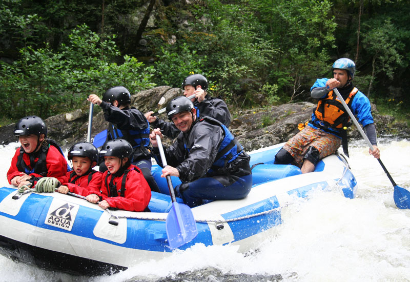 WhiteWaterRafting