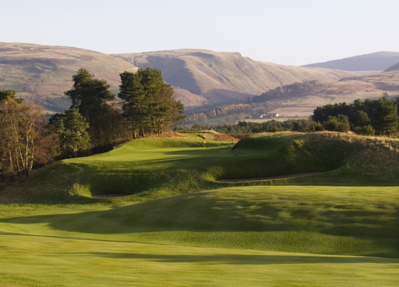 King's Course, Gleneagles