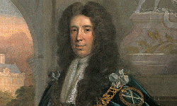 A painting of the 1st Duke of Atholl from the collection at Blair Castle, Perthshire