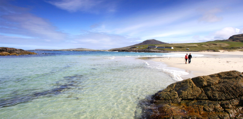 Tangasdale Beach, Isle of Barra
