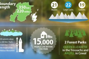 National parks in numbers