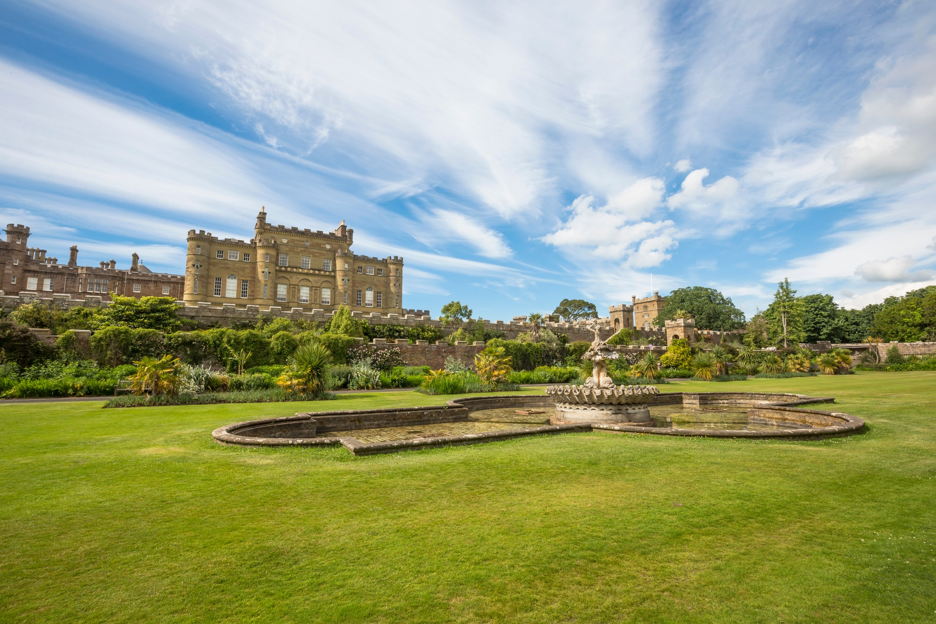 Culzean Castle; Country Park