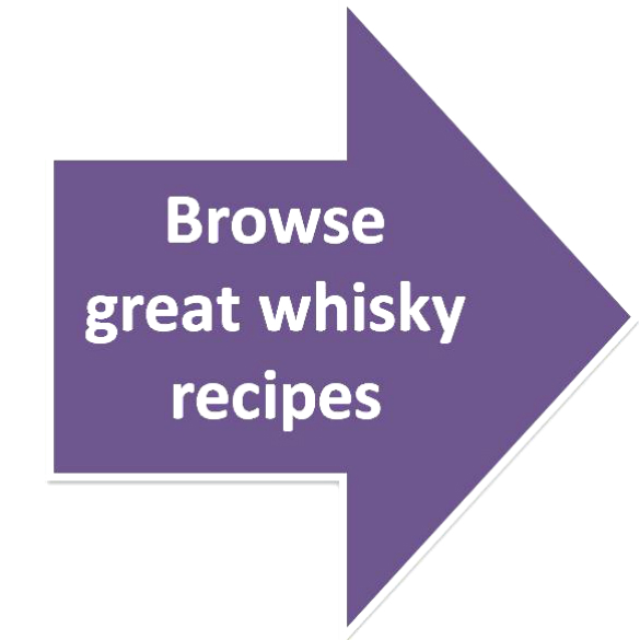 Whisky recipes