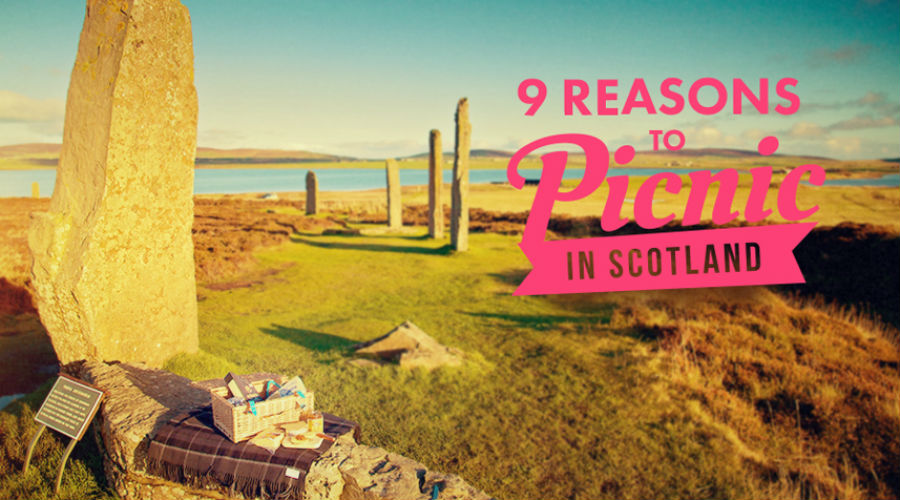 Why to picnic in Scotland