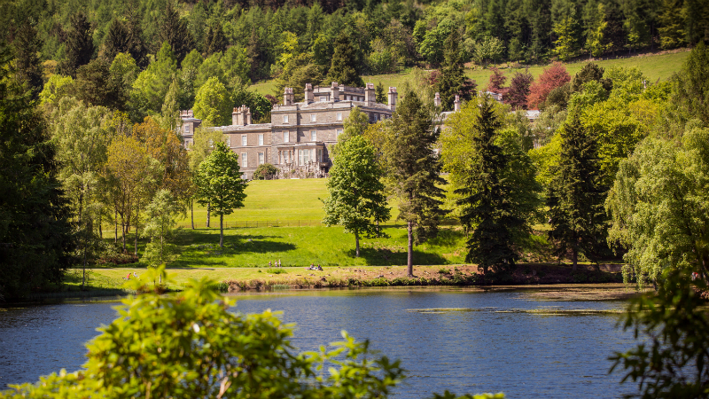 Bowhill House, near Selkirk, Scottish Borders © Euan Myles/Bowhill  House & Country Estate
