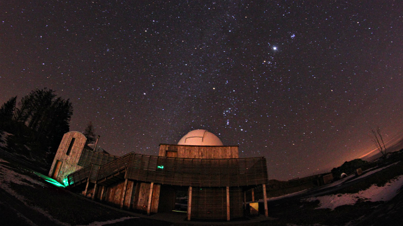 Scottish Dark Sky Observatory, Galloway Forest Dark Sky Park, East Ayrshire