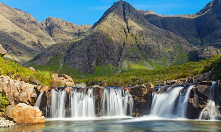 Fairy Pools, Isle of Skye © elxeneize | Fotolia