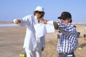 Roger Christian and George Lucas