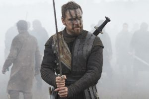 Michael Fassbender in Macbeth © STUDIOCANAL