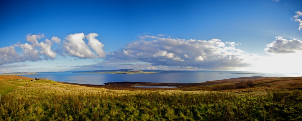Scapa Flow, Orkney Islands