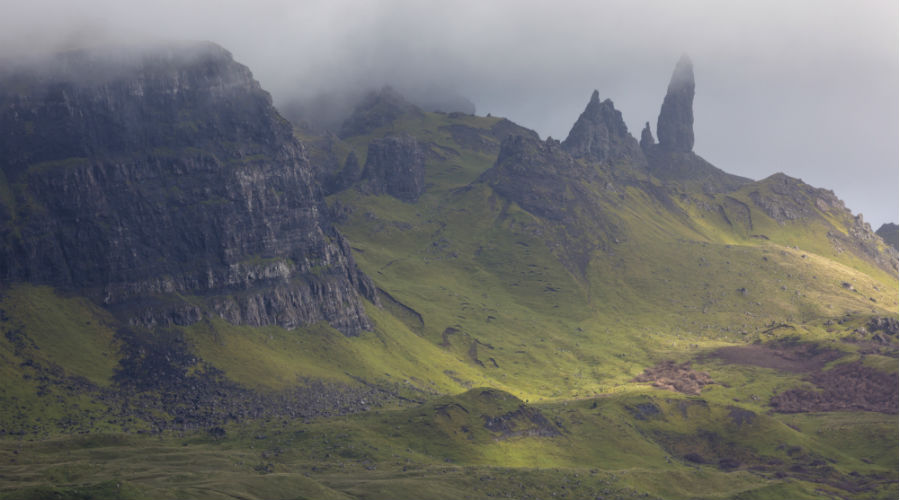 The Old Man of Storr © Kenny Lam / VisitScotland