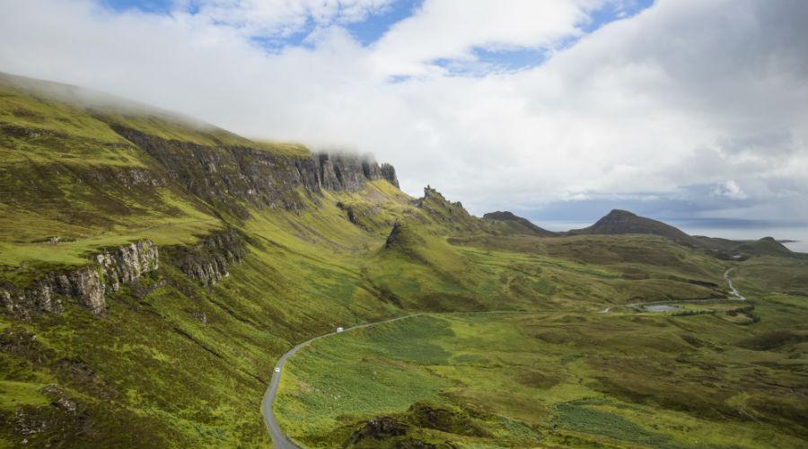 Filming Michael Fassbenders Macbeth On The Isle Of Skye