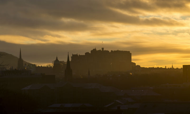 Edinburgh skyline 720x432