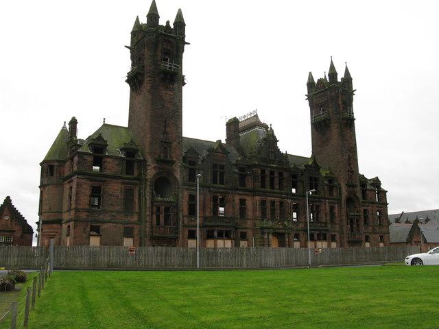 Gartloch Hospital Glasgow