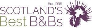Scotland's Best B&Bs logo