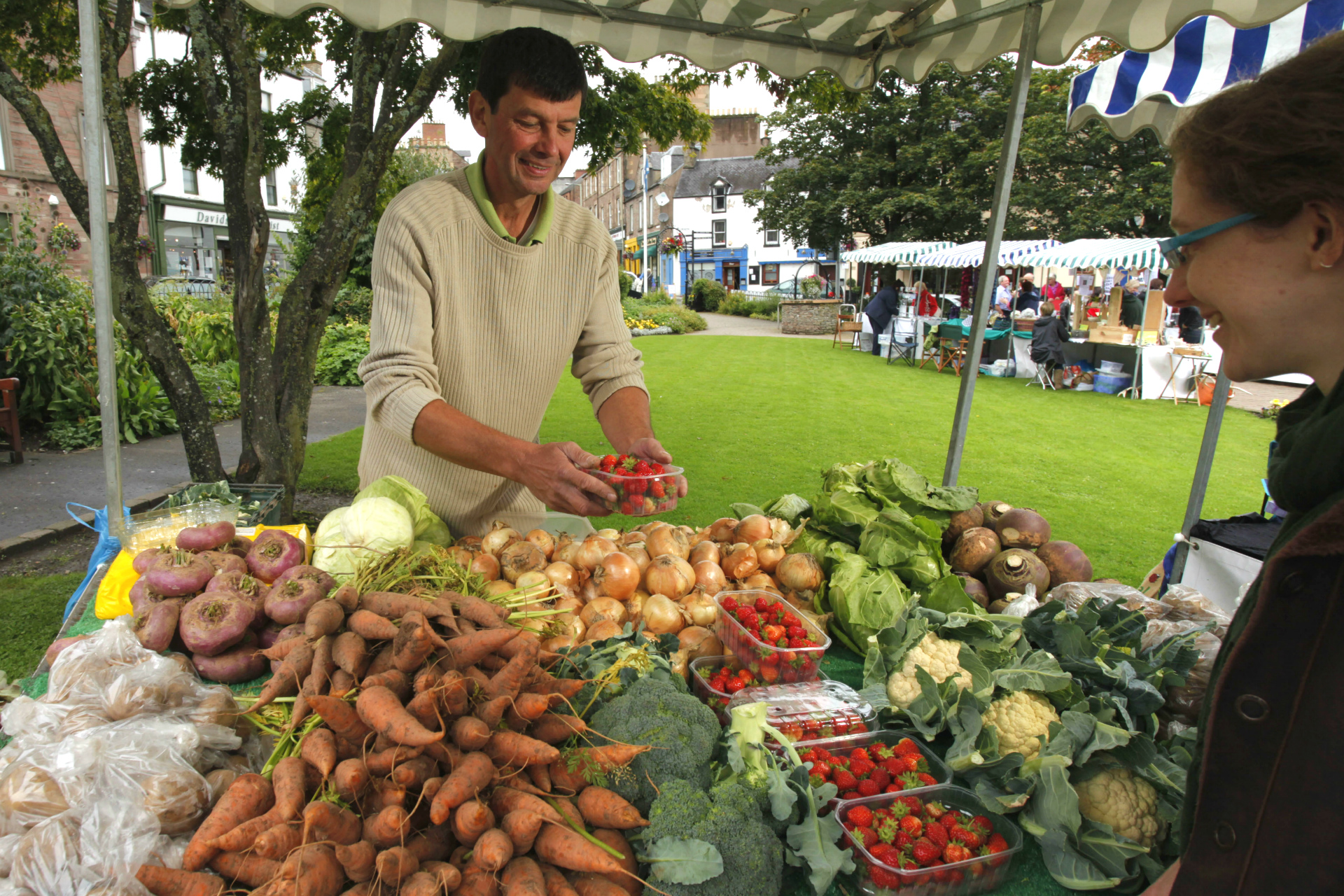 Farmers Market Nutrition Program