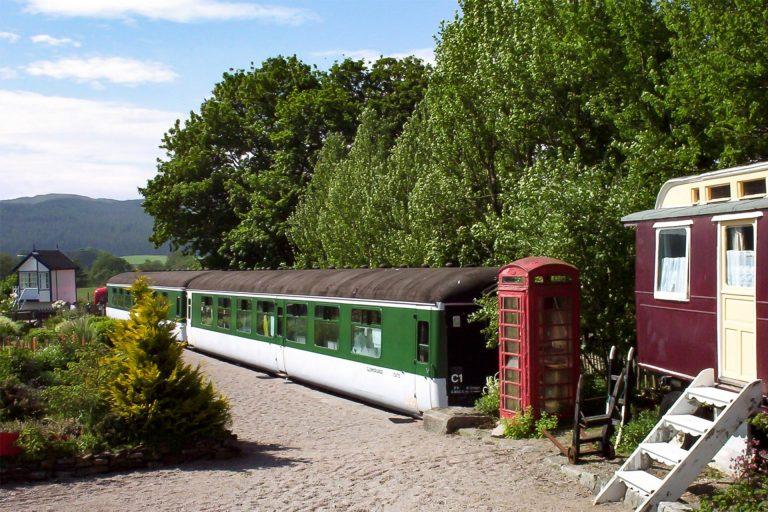 Sleeperzzz Hostel in Rogart, Sutherland, Highland