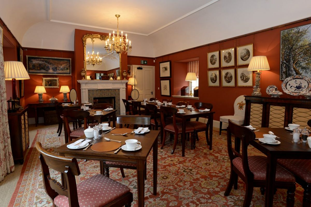 Dumfries House Lodge | Photo from Good Hotel Guide