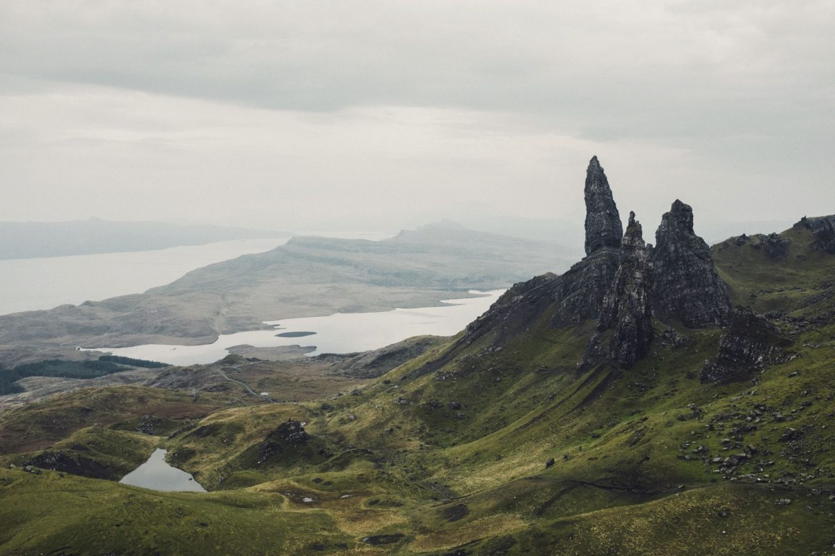 The Old Man of Storr, Isle of Skye | Photo by Rab Ritchie