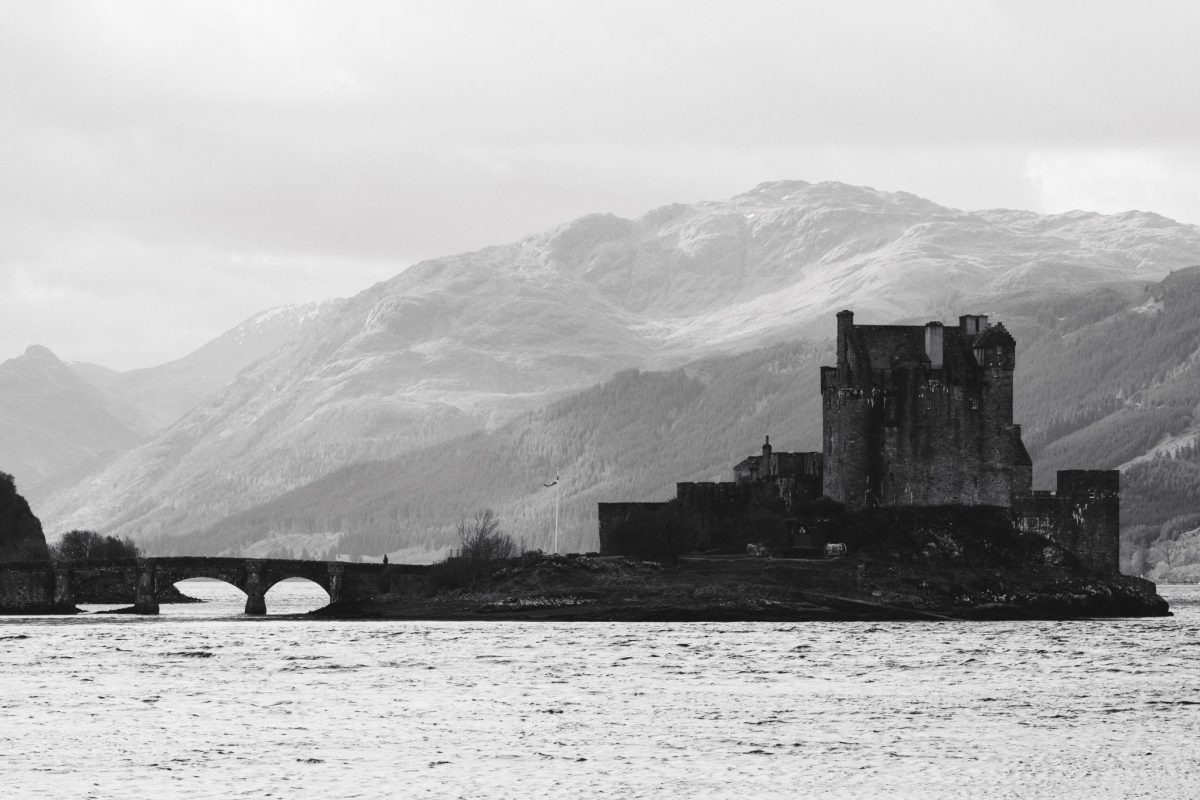 Eilean Donan Castle - Photo by Rab Ritchie
