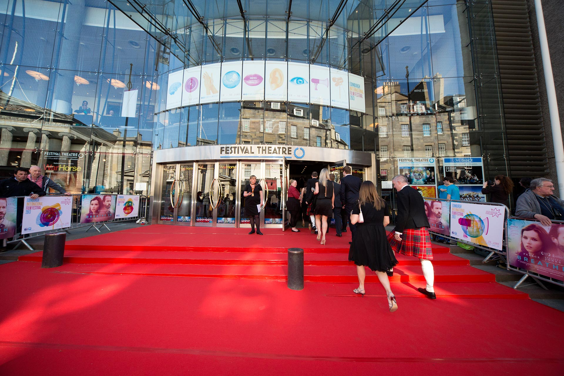 Edinburgh International Film Festival.