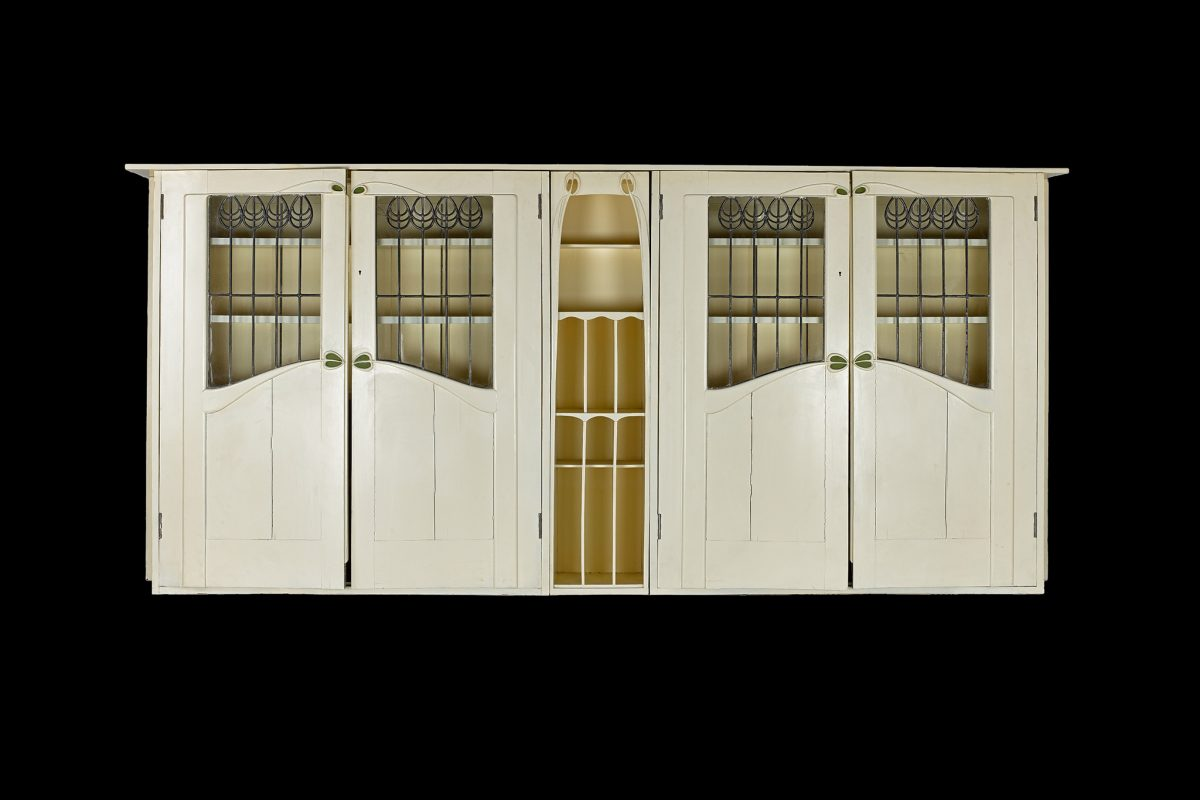Charles Rennie Mackintosh bookcase © NMS