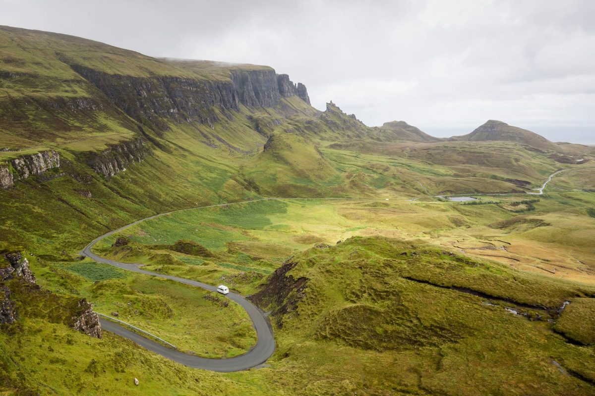 The Quiraing, Isola di Skye