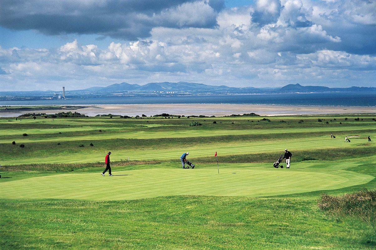 Gullane Golf Club, East Lothian
