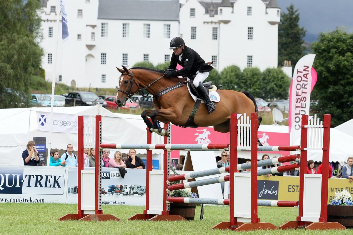 Blair-Castle-Horse-Trials