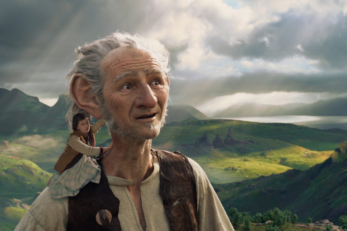 The BFG © Entertainment One