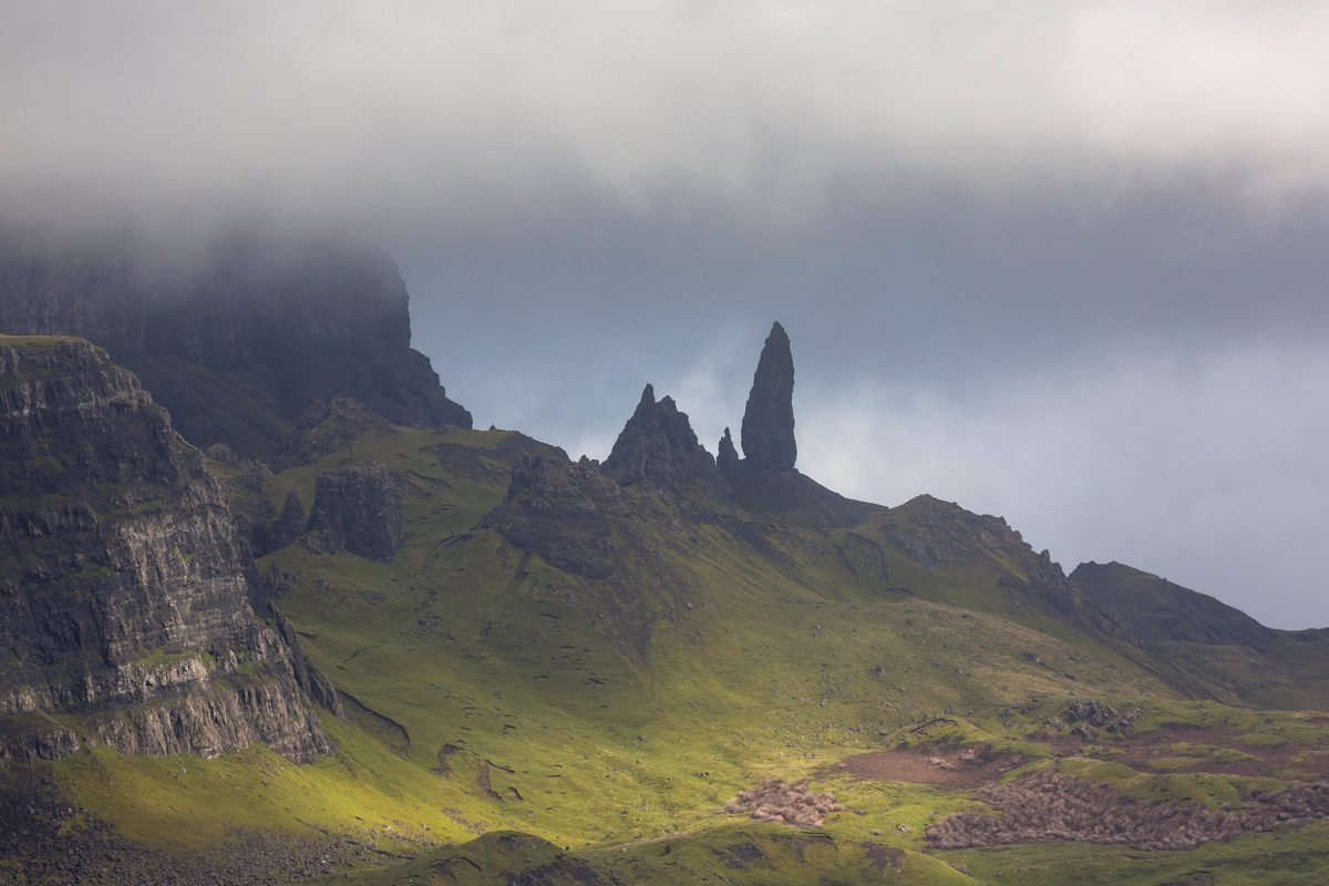 The Storr and the Old Man of Storr