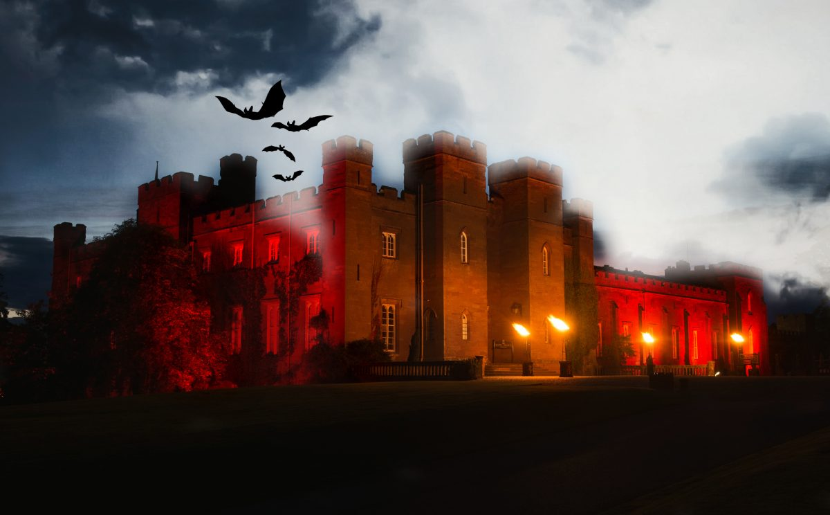 "FREE TO USE PHOTOGRAPH...Visitors to Scone Palace this week were treated to a spectacular show, as the stately home was turned 'spicy red' in preparation for one of the most hotly anticipated events of the year, Scotland's first ever Chilli Festival. The festival which will be a celebartion of all things 'chilli' including food, drink, horticulture and much more, takes place in the Palace grounds over the weekend of 21st -22nd September. Organised by Chilli Fest (UK), ""The Great Scottish Braves Harvest Chilli Festival"" promises two days of fiery fun, with over twenty stands showcasing and selling everything from fresh curries, chilli chutneys and chocolate, to chilli ciders, chilli cocktails and cheese bombs. For further info please contact Gillian Harrower on 01738 860523 or 07764 575134 Picture by Graeme Hart. Copyright Perthshire Picture Agency Tel: 01738 623350 Mobile: 07990 594431"