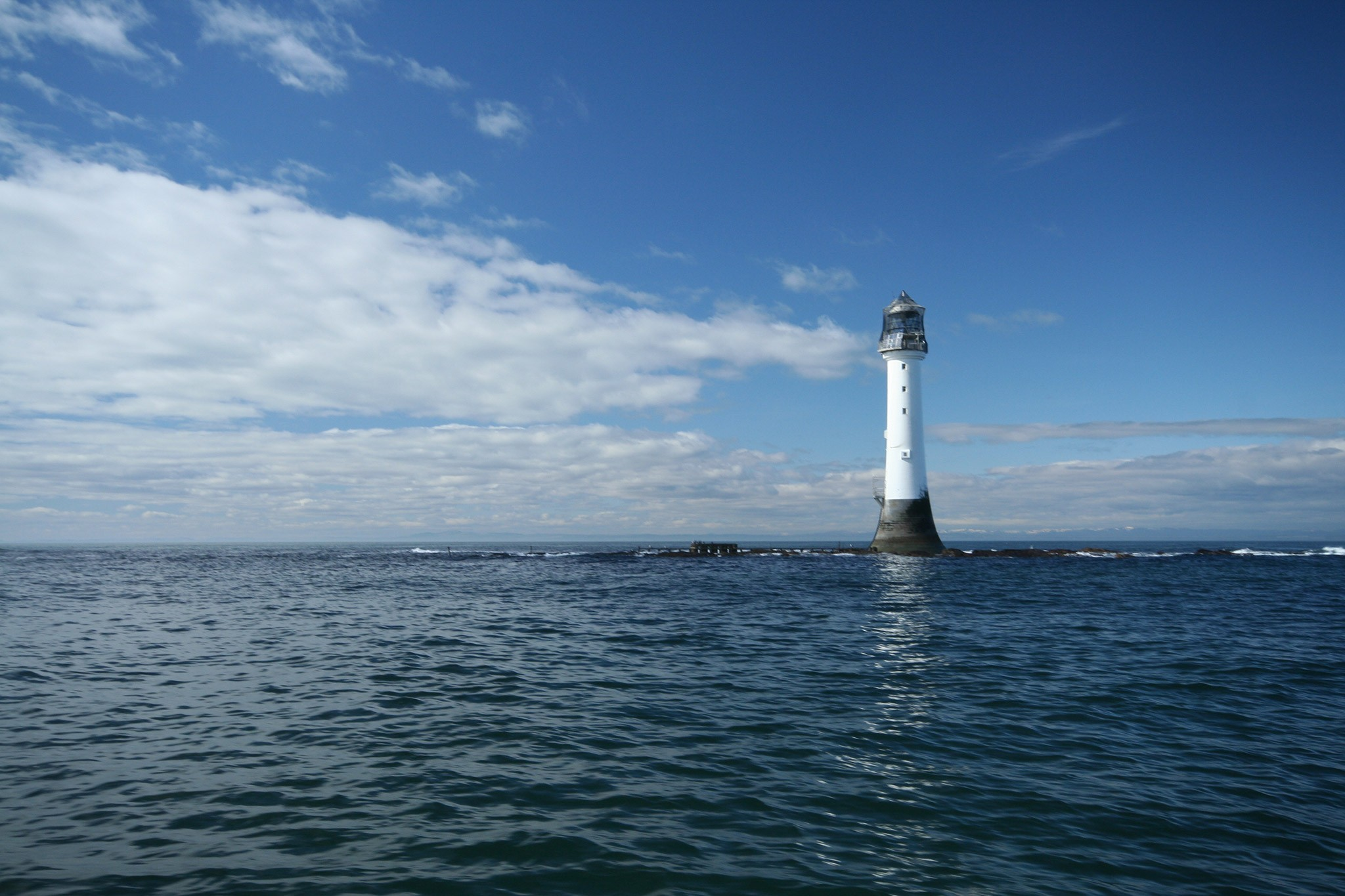 Bell Rock Lighthouse, Angus