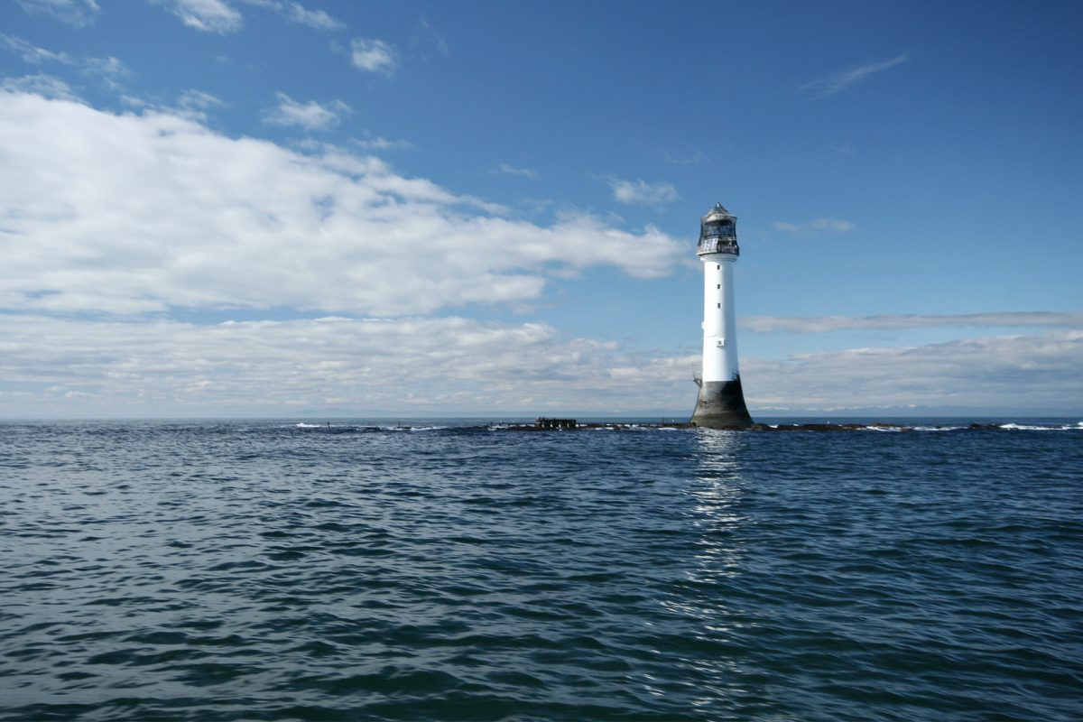 Phare de Bell Rock, Angus