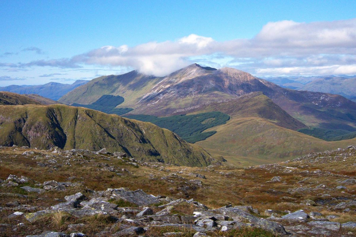 Meall Ligiche, Glen Coe © Flickr/Graham Lewis