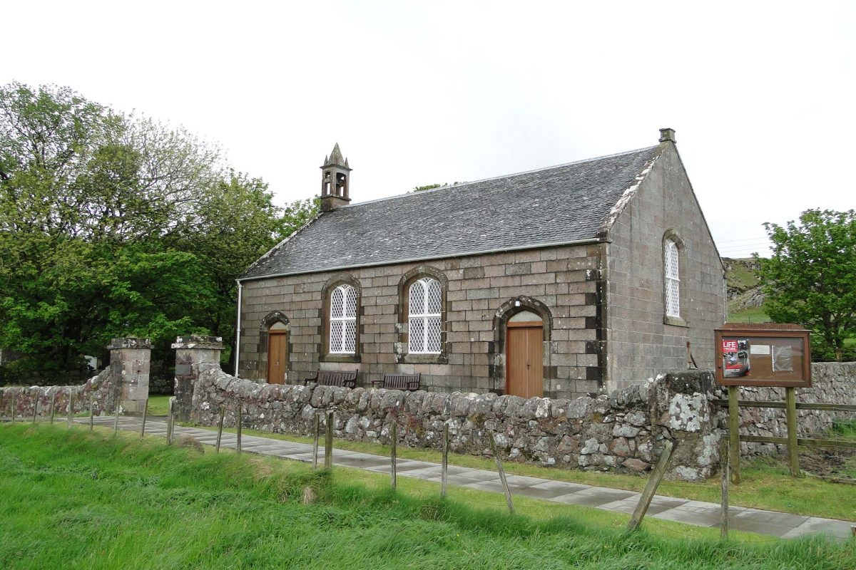 Iona Church
