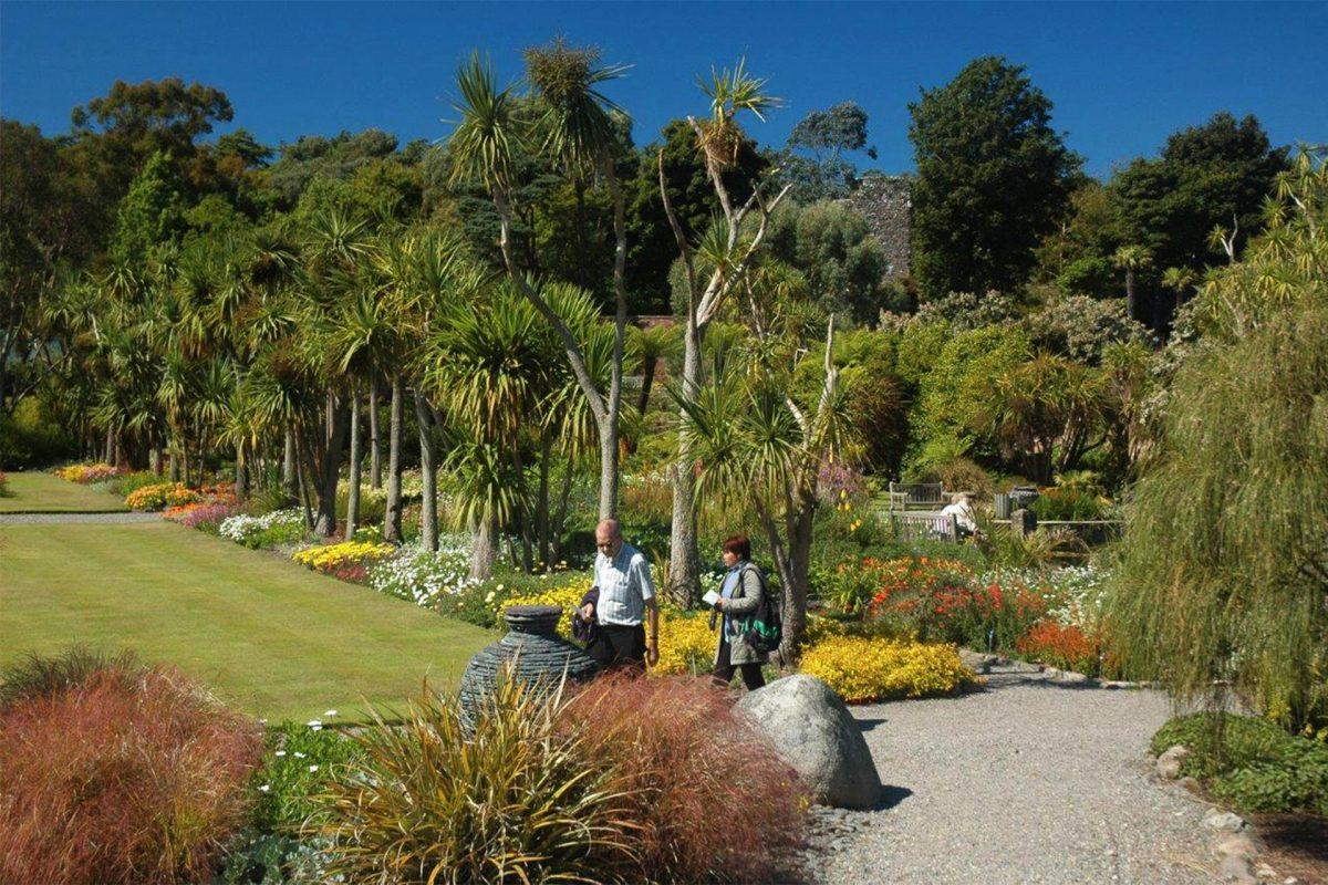 Logan Botanic Garden, Ayrshire