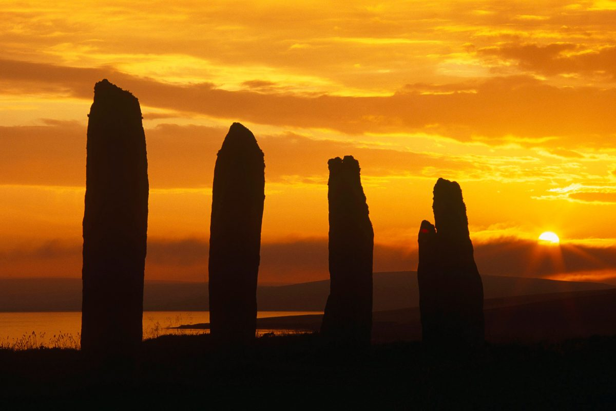 Ring of Brodgar, Mainland, Orkney