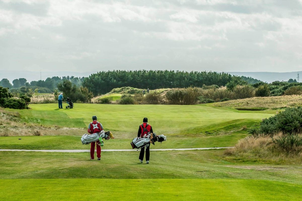 Dundonald Links Golf Course, Troon © Ayrshire & Arran Tourism
