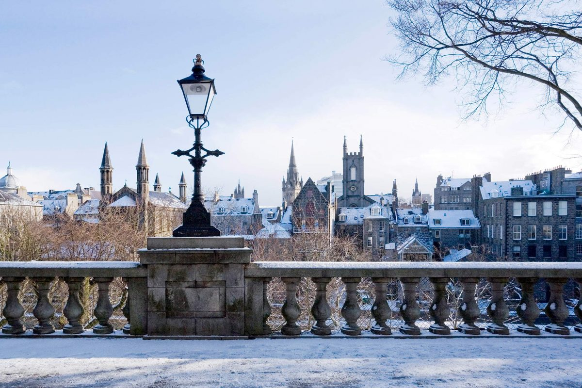 Christmas And Winter City Breaks Visitscotland