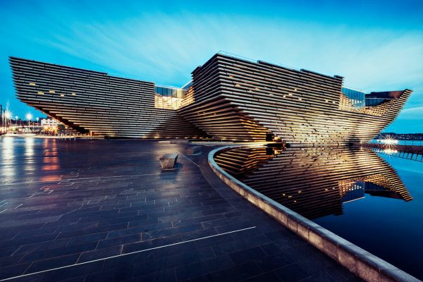 V&A Dundee – Scotland's First Design Museum Announces Its Opening Date