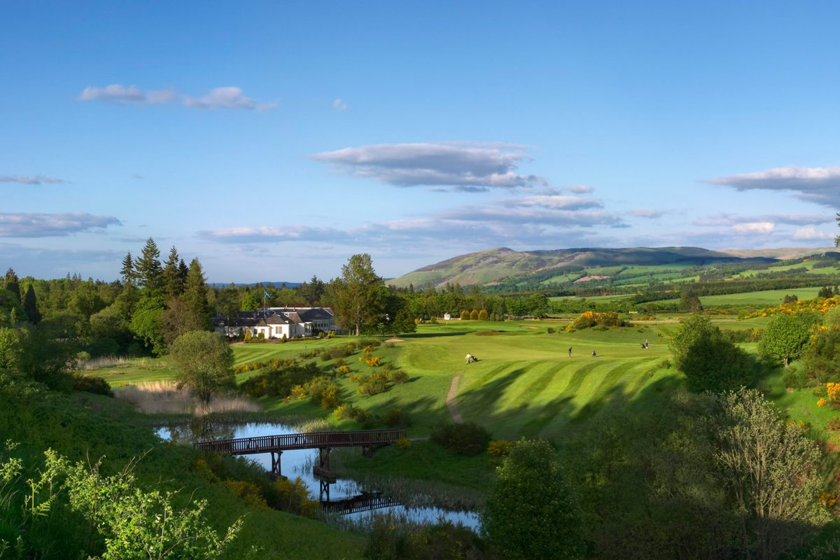 Queen's 18th, Glaeneagles © Gleneagles/Ian Haddow
