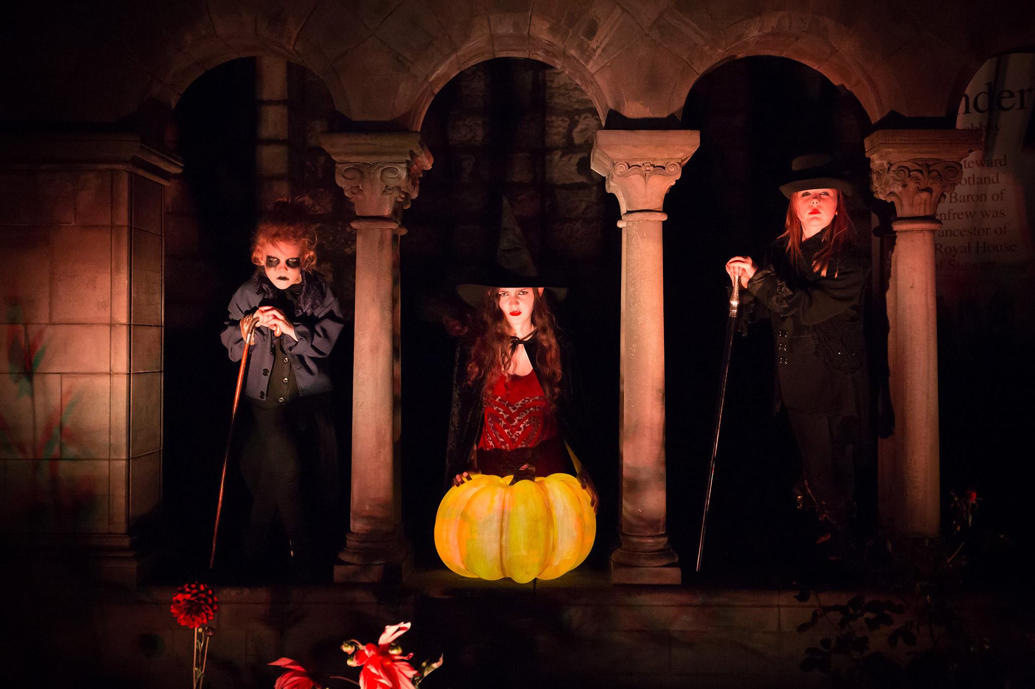 © Paisley Halloween Festival