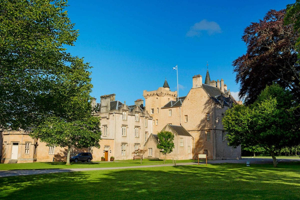 Brodie Castle, Forres, Moray Speyside