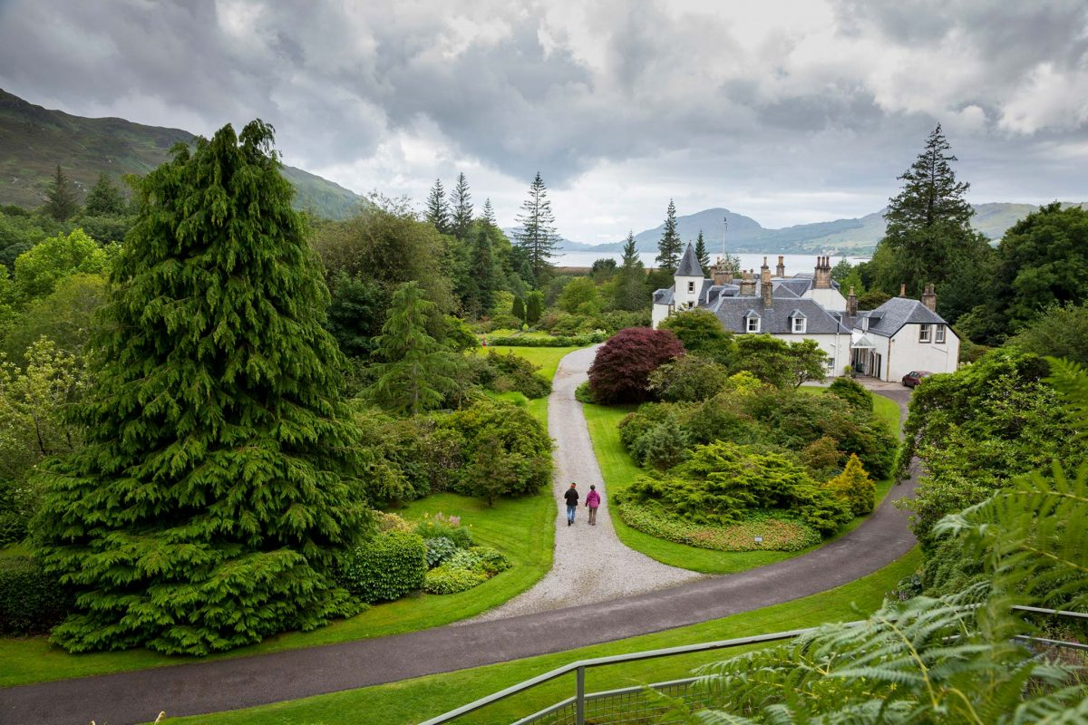 Attadale Gardens, Lochcarron, Highlands