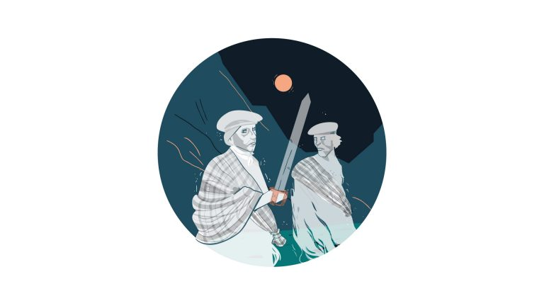 The Ghosts of Clan Macdonald, Glen Coe