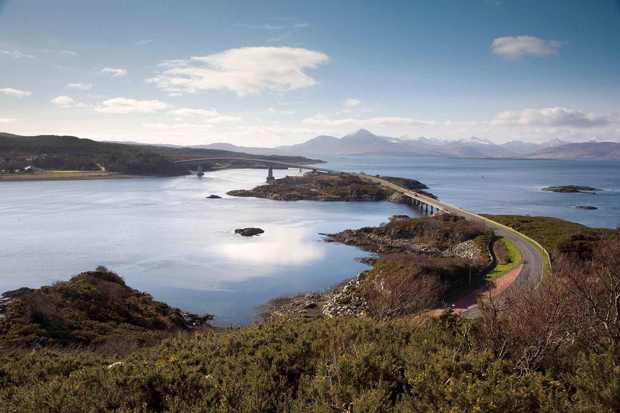 Isle of Skye Road Bridge